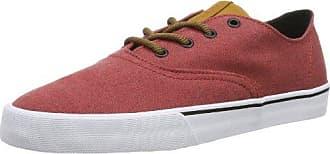 WRAP S05039 Unisex-Erwachsene Sneaker, Rot (RED/SPICE - WHITE RSC), EU 45 (UK 10) (US 11) Supra