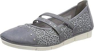 Supremo 2723204, Zapatillas para Mujer, Plateado (Silver), 38 EU