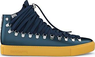 Jure Redchurch Baskets Salut-top - Bleu x7gSm9Fmwt