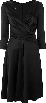 Pokario3 dress - Black Talbot Runhof X2mDJz