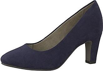 Tamaris 1-1-29601-20 Damen Sling Pumps, Sommerschuhe für Die Modebewusste Frau Schwarz (Black Patent), EU 37
