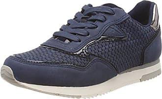23626, Sneakers Basses Femme, Rose, 39 EUTamaris