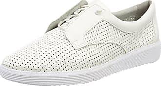 Tamaris 23631, Zapatillas para Mujer, Blanco (White/Rose Met), 37 EU