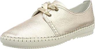 Tamaris 23640, Sneakers Basses Femme, Blanc (Champagne), 36 EU