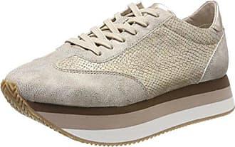 23750, Sneakers Basses Femme, Or (Gold), 41 EUTamaris