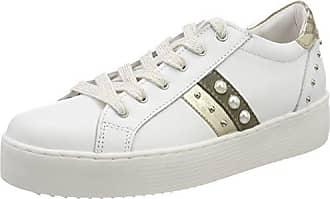 23690, Sneakers Basses Femme, Beige (Alpaca Comb), 41 EUTamaris
