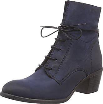 Tamaris 25407, Damen Kurzschaft Stiefel, Blau (Navy 805), 38 EU