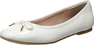 Tamaris 22121, Zapatos de Tacón para Mujer, Blanco (White), 36 EU