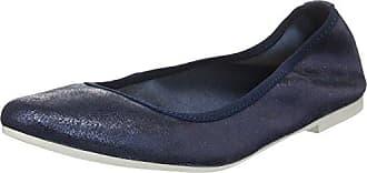 Tamaris 22128, Ballerines Femme, Bleu (Navy Leather), 36 EU