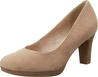 Tamaris 24408, Zapatos de Tacón para Mujer, Rojo (Bordeaux 549), 41 EU