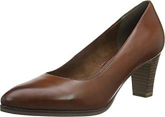 Tamaris Schuhe 1-1-22412-28 Bequeme Damen Pumps, Sommerschuhe für Modebewusste Frau, Grau (Lt Grey/Croco), EU 37