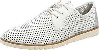 Tamaris 23603, Zapatillas para Mujer, Gris (Cloud Metallic), 42 EU