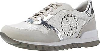 23614, Sneakers Basses Femme, Or (Light Gold), 38 EUTamaris