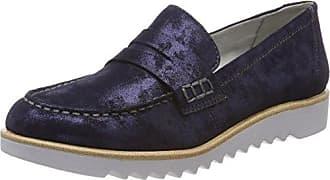 24618, Mocassins (Loafers) Femme, Argent (Silver), 37 EUTamaris