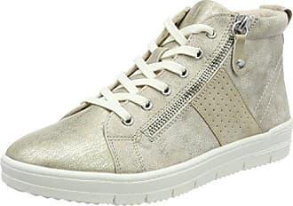 Tamaris 23622, Zapatillas para Mujer, Beige (Sisal 408), 39 EU