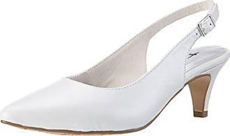 29603, Escarpins Femme, Blanc (White 100), 40 EUTamaris