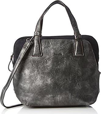 Damen Bess Handbag Henkeltaschen, Schwarz (Black Comb 098), 28x20x13 cm Tamaris
