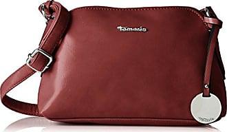 Damen Neve Bowling Tasche, Rot (Brick), One Size Tamaris