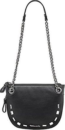 Damen Schultertasche Crossbody Bag 2192171-001 Damen Abendtasche elegante Partytasche in Schwarz Tamaris eQodl