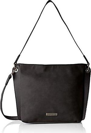 Maila Hobo Bag 1229161 Damen Schultertaschen 38x37x12 cm (B x H x T), Braun (Cognac 305) Tamaris