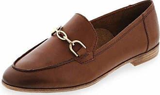 23616, Mocassins (Loafers) Femme, Marron (Chestn.Pull Up), 40 EUTamaris