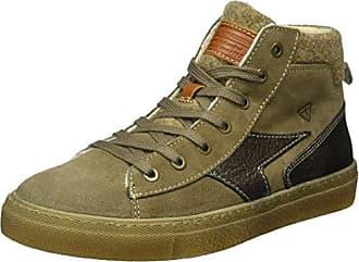 Tamaris 23617, Zapatillas para Mujer, Marrón (Taupe Comb), 39 EU
