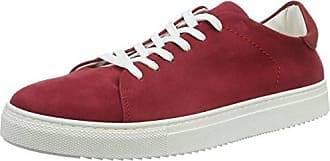 1011, Sneakers Basses Mixte Adulte - Rouge - Rot (Red 02), 44Tamboga