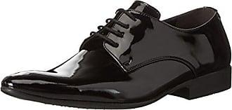 3008-C, Chaussures à Lacets Homme, Noir (01), 40 EUTamboga