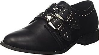 Tata Italia Mujer 9391c-2 Zapatos - Derby Negro Size: 39 Gq04wr