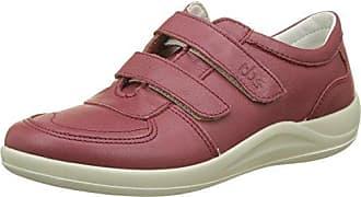 TBS Accroc, Zapatillas de Deporte Interior para Mujer, Rojo (Lave 396), 37 EU