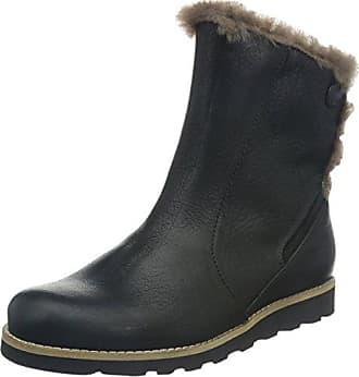 Marlie, Boots femme - Marron (Caramel/Cuir), 36 EUTBS