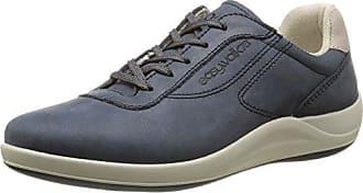 Brandy, Chaussures Multisport Indoor Femmes, Bleu (Bleu Métallisée), 39 EUTBS