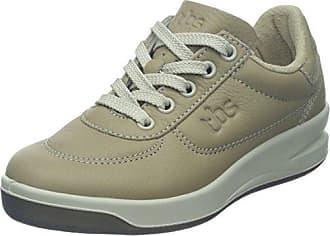 Jazaru, Zapatos de Cordones Derby para Mujer, Blanco (Blanc 007), 41 EU TBS
