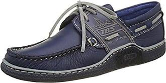 Globek, Chaussures Bateau Hommes, Bleu (Indigo + Gris M62), 44 EUTBS