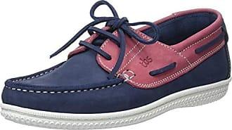 Yolles, Chaussures Bateau Hommes, Marron (Ebene + Fonte), 42 EUTBS