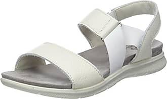 TBS Theresa - Sandales Bout Ouvert - Femme - Marron (Sienne/Champagne G46) - 39 EU gxUe5TV6h