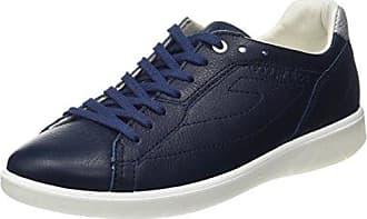 TBS Teodora R7, Zapatos de Cordones Derby para Mujer, Azul (Marine), 38 EU