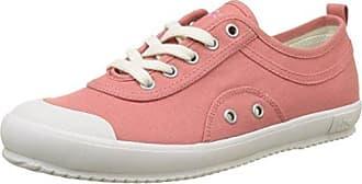 Maroto, Zapatillas de Deporte para Mujer, Rosa (Suede Fucsiarato Blanconilo Fucsia), 37 EU Mtng