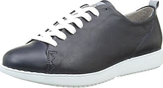 Polshoe, Zapatos de Cordones Oxford para Hombre, Azul (Marine 032), 40 EU TBS