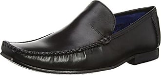 Ted BakerBly 8 - mocasines Hombre, Negro (Negro), 40