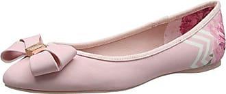Damen Dahrlin Geschlossene Ballerinas, Pink (Light Pink ffc0cb), 39 EU Ted Baker