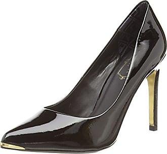 Van Dal Albion II, Escarpins Bout Fermé Femme, Noir (Black Patent 110), 38 EU