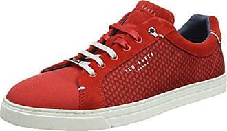 KangaROOS Invader-Basic 47105, Sneaker uomo, Rosso (Rot (red 600)), 42