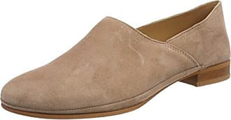 Ten Points New Toulouse, Mocasines para Mujer, Gris (Taupe), 42 EU Ten Points