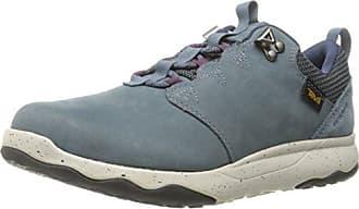 Ember Moc, Zapatillas Bajas para Mujer, Azul (North Atlantic), 36 EU Teva