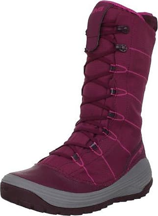 Teva Damen Coromar Desert Boots, Schwarz (Black-Blkblack-Blk), 39 EU