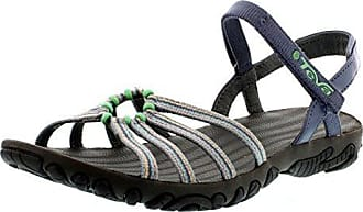 Womens Terra-Float Stella Lux Ws Athletic Sandals Brown Size: 38Teva S7lSNO8M