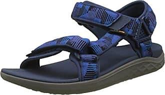 Original Univ. Backp, Heels Sandals para Mujer, Azul (Nile Blue Nlbnile Blue Nlb), 41 EU Teva