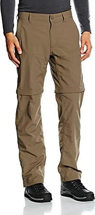 Horizon, Pantalones Deportivos para Hombre, Marrón (Weimaraner Brown), WNA (Tamaño del fabricante:LNG38) The North Face