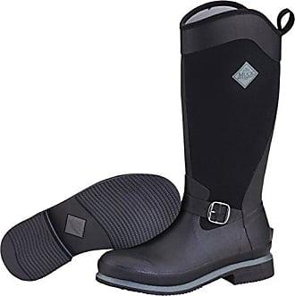 Muck Boots Arctic Apres, Stivali di Gomma Donna, Marrone (Otter/Total Eclispse Navy), 42 EU